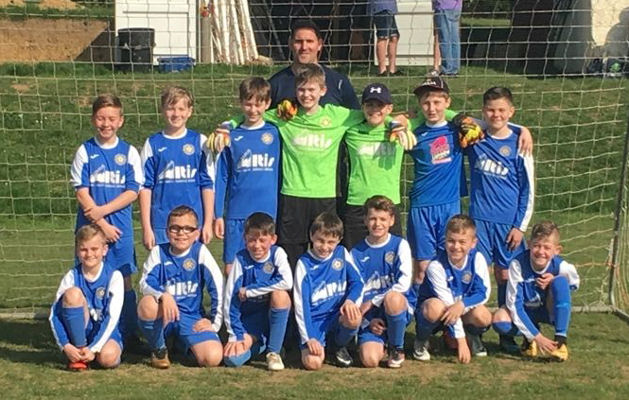 Liphook United Under 11 Blues
